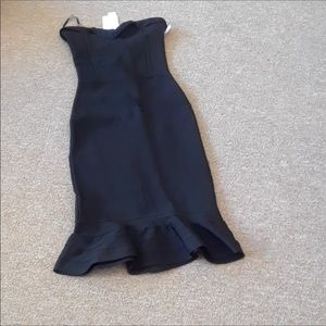 Meilun Strapless Bodycon Dress